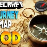 Мини карта JourneyMap 1.12.2
