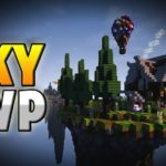 SkyPvP 8 Map 1.12.2/1.12 for Minecraft